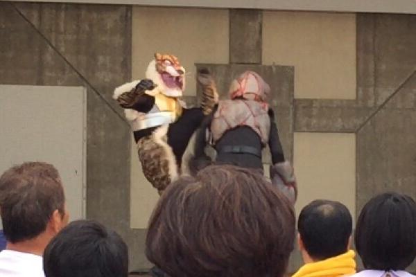 バッテン軍団対タイガースリー